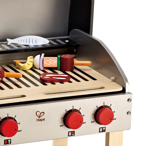 Gourmet Grill (with food)