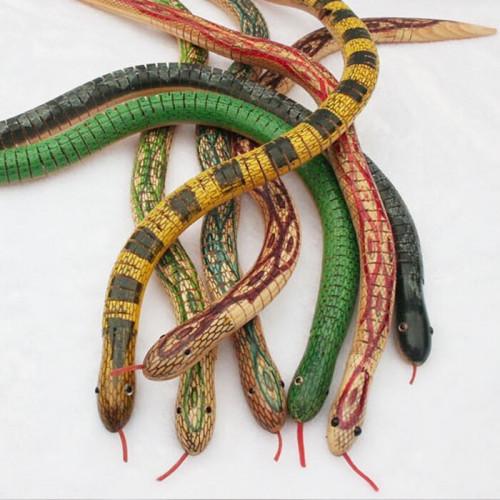 Wooden Snakes (50cm)