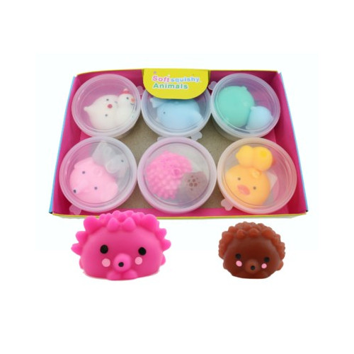 Mother & Baby Mochi Animal Set