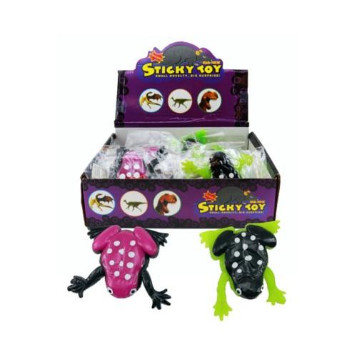 Sticky Frog Toy