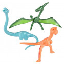 Bendable Dinosaurs (Set of 3)