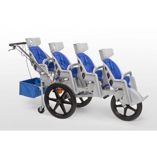 Runabout Quad Stroller