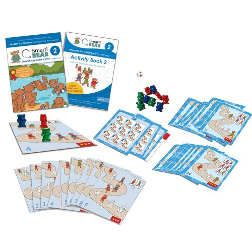 Smarti Bears Brain Fitness Kit 2: Logic and Time Orientation Game