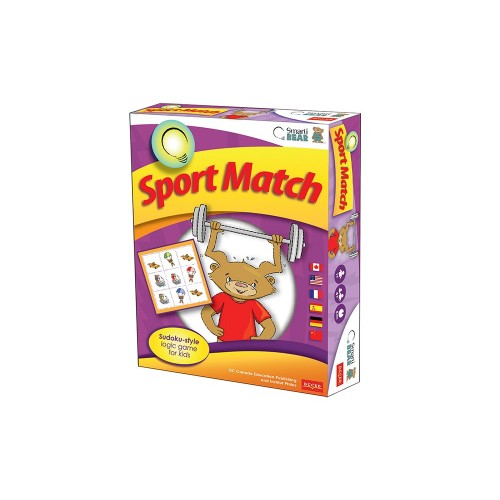 Smarti Bears Sport Match Multilingual Game
