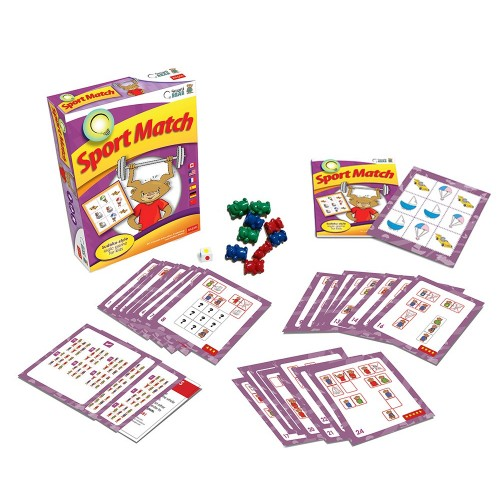 Sport Match Multilingual Game