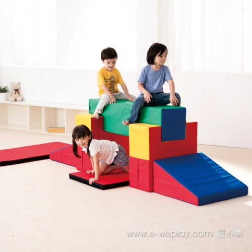 Weplay Soft Gym - 7 pcs