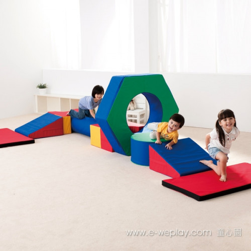 Weplay Soft Gym - 9 pcs