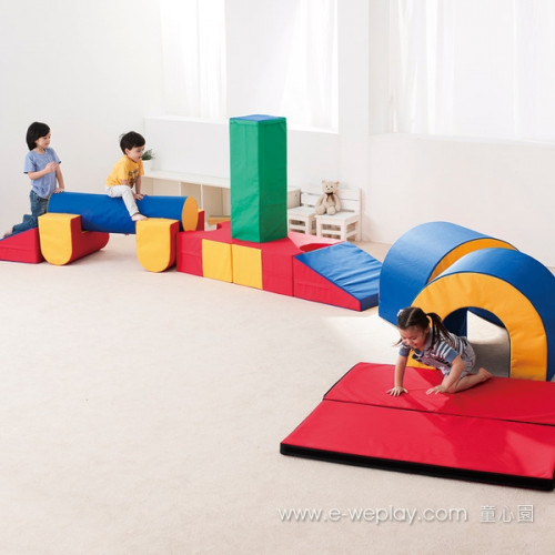 Weplay Soft Gym - 12 pcs