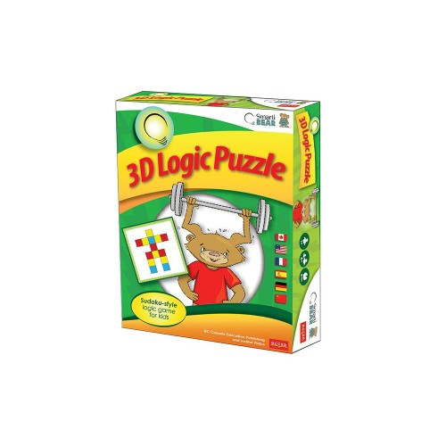 Smarti Bears  Multilingual 3D Logic Puzzle