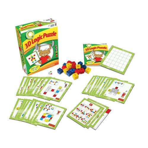 Smarti Bears  Multilingual 3D Logic Puzzle