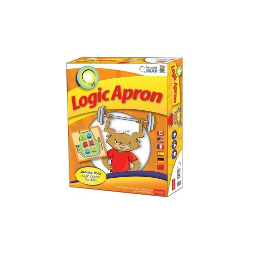 Smarti Bears Logic Apron Multilingual Game