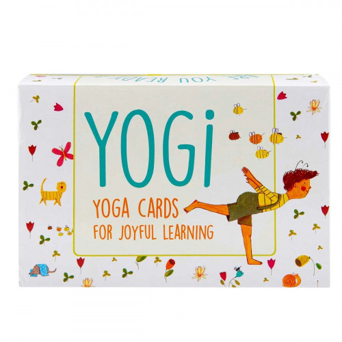 Yogi Yoga Cards For Kids