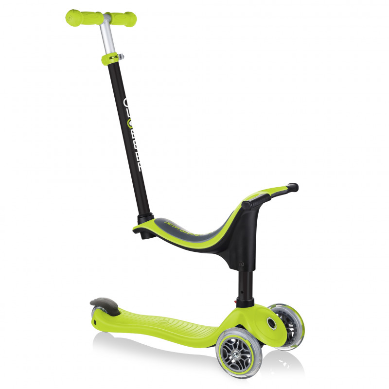 Globber Go-Up Sporty (4-in-1) Scooter