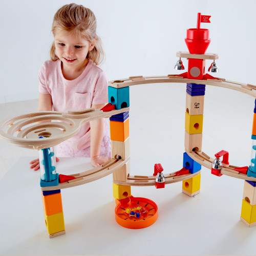 Hape Castle Escape Marble Run (102 pc)