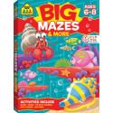Big Mazes  Workbook (Grades 1-3)