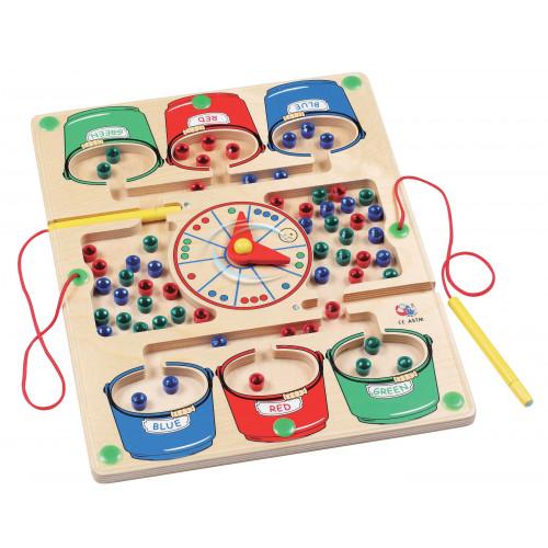 Gem Counting & Sorting Game