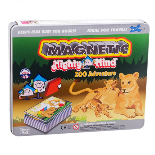 Mighty Mind Magnetic Zoo Adventure