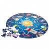 Hape Solar System Puzzle & Poster