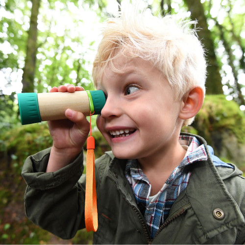 Hape Nature Fun - Adjustable Telescope