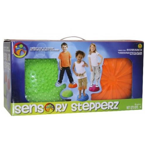 Tactile Sensory Stepperz (4pcs)