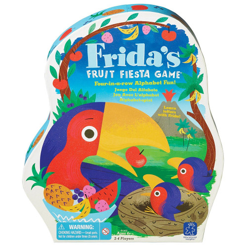 Frida's Fruit Fiesta Game, 28 Pieces