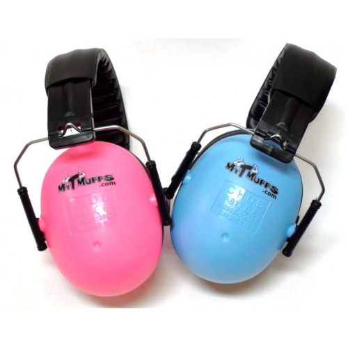 My-T-Muffs™ Folding Earmuffs for Babies and Children (NRR 19)