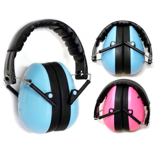 My-T-Muffs™ Folding Ear Muffs for Babies and Children (NRR 19)
