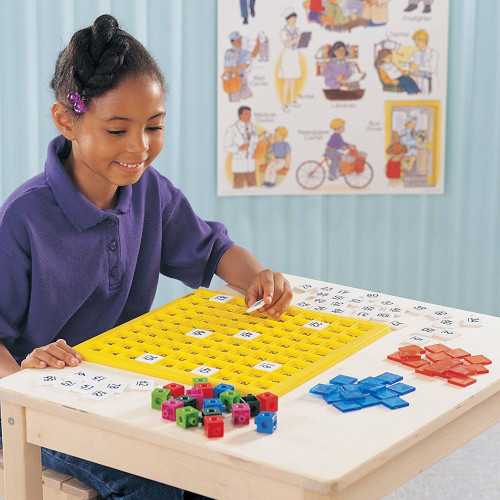 Hundreds Number Board