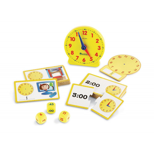 Time Activity Set (41 Pieces)