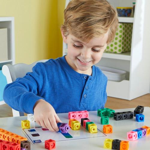 MathLink® Cubes Early Math Activity Set