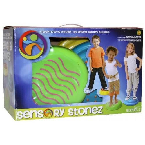 Tactile Sensory Stepping Stones (stonez)