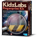Fingerprint Detective Science Kit (4M)
