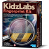 Fingerprint Detective Science Kit (4M)