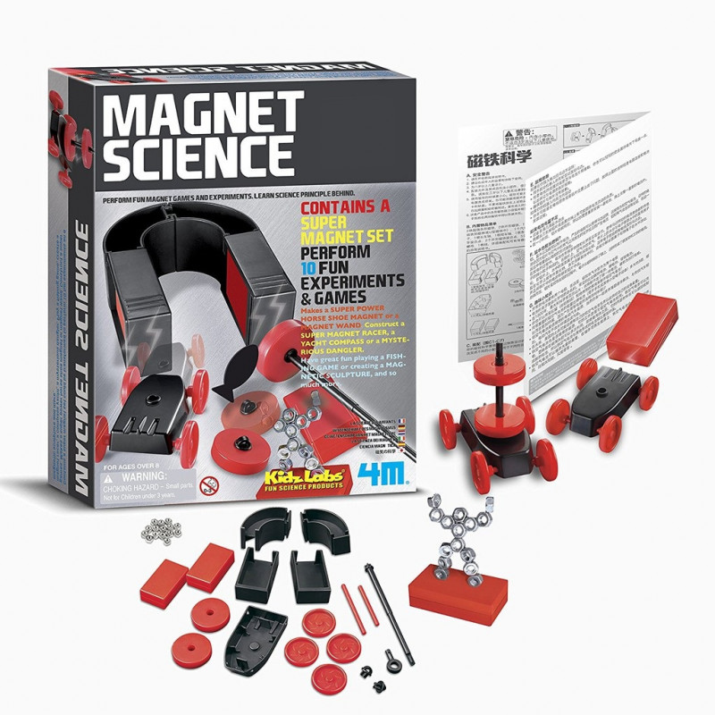 Magnet Science Kit (4M)