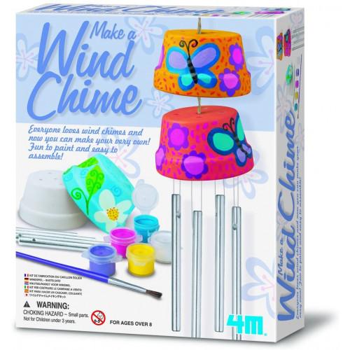 Kidz Labs Make A Wind Chime Kit (4M)