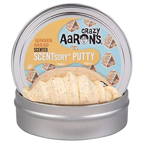 Crazy Aaron's Putty Scented Gingersnapper