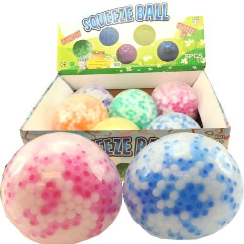 Sqeeze Beadball (10cm)