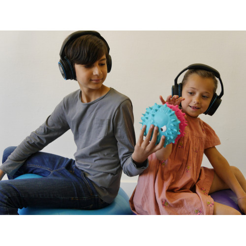 SOUNDSORY® - Multi-Sensory Home-Based Program.