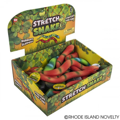 "STRETCHY SNAKE 15"""