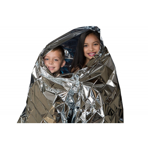 Emergency Thermal Blanket / Crinkly Sensory Tool