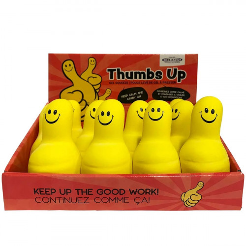 Thumbs Up Ergo Gel Stress Toy
