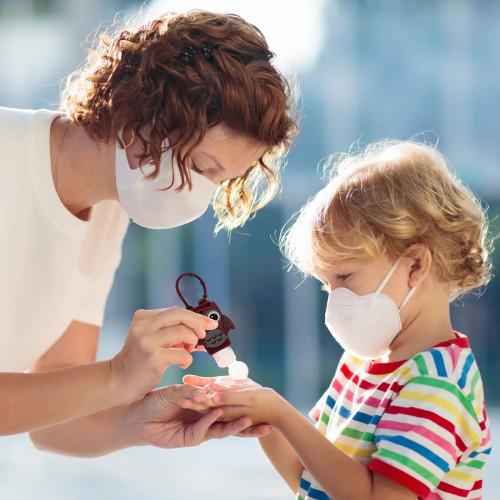 Attach & Go Animal Refillable Hand Sanitizer (30 ml)