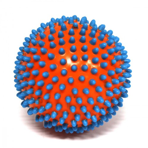"Knobby Tactile Ball (two tone 9"")"