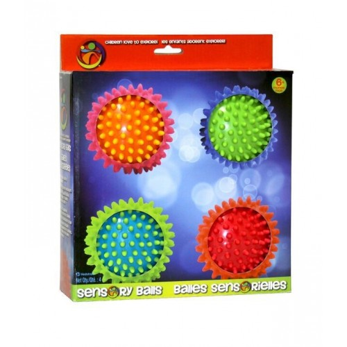 Sensory Ball Assortment (4 pack)