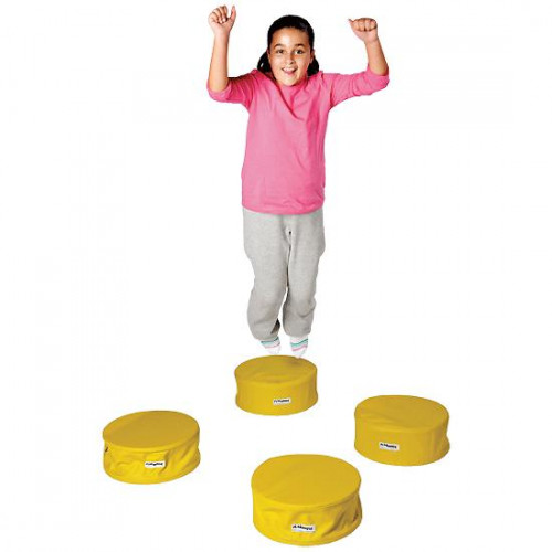 Bouncy Lily Pad – Mini  (Set of 4)