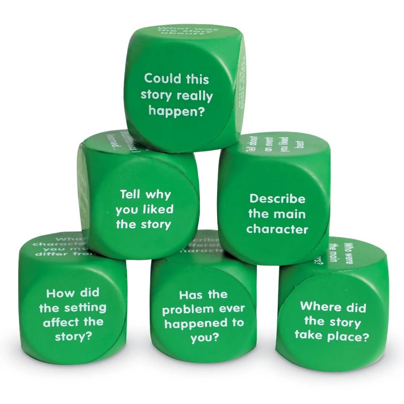 Retell a Story Cubes