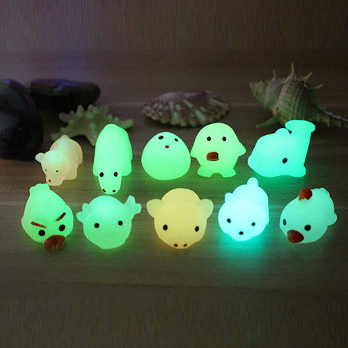 Large Glow in the Dark Mochi