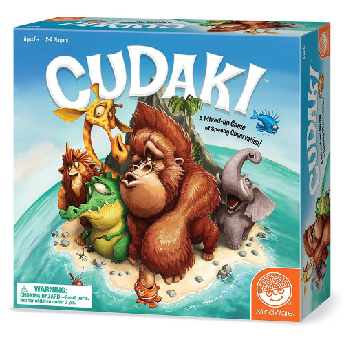 Cudaki Observation & Logic Game