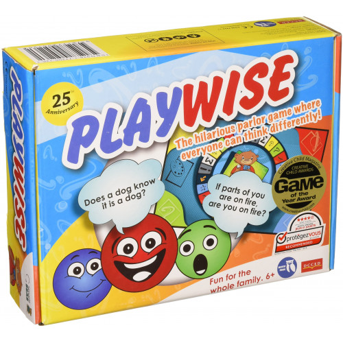 Play Wise Mulitlingual Game Kit