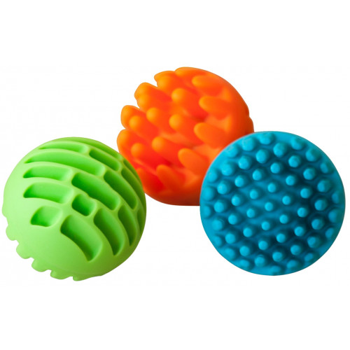 Sensory Rollers (Musical / Teething Toy)